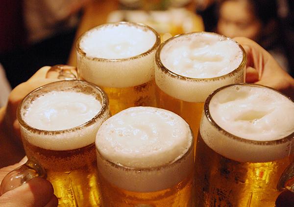 加齢による肝臓低下で大好きなお酒が楽しめない・・・